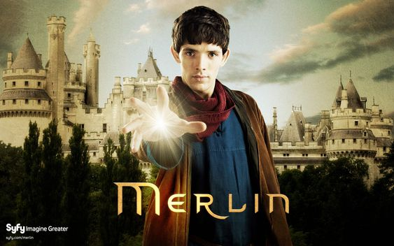 Merlin. Love this show!!
