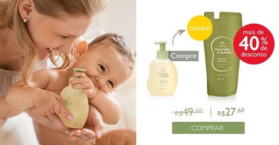 http://rede.natura.net/espaco/outletchic Produtos Mamãe e bebê, com muitos descontos pra vc! Compre agora: http://rede.natura.net/espaco/outletchic
