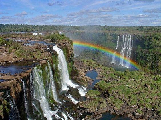 Cataratas del Iguaz, Argentina.