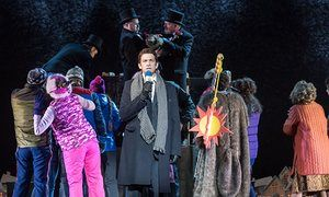 Tim Minchin's musical Groundhog Day, when it returns from Broadway