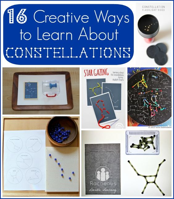 Creative ways of learning