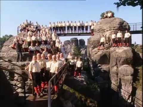 Bergsteigerchor Kurt Schlosser - Hörst Du das Lied der Berge