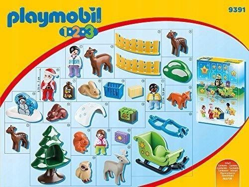 Playmobil 9391 Kalendarz Adwentowy 7678040899 Oficjalne Archiwum Allegro Traditional Advent Calendar Advent Calendar Playmobil