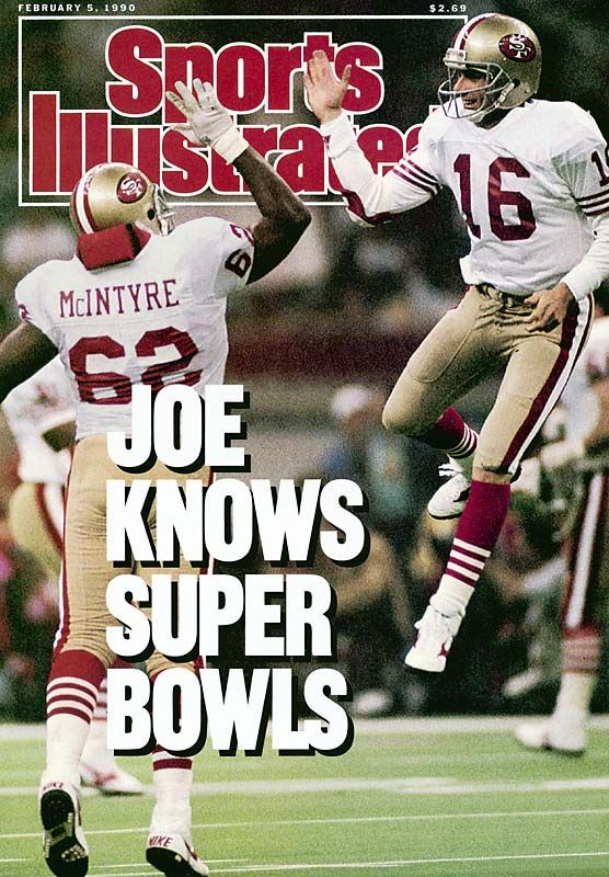 joe montana | former notre dame qb joe montana is the only player in nfl history to ...