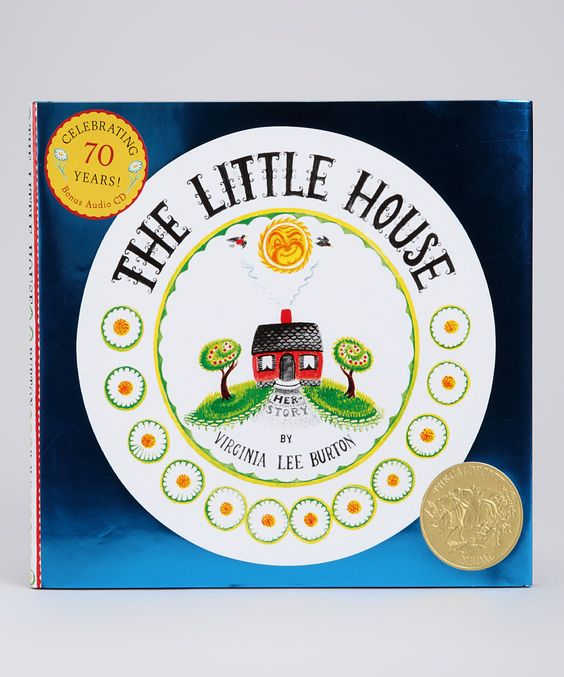 The Little House 70th Anniversary Hardcover & CD