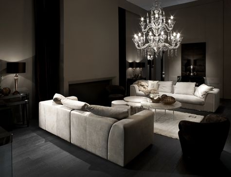 A Chandelier Can Totally Make Room Case In Point Murano Glass Fendi Casa Design Inspirations Pinterest And Chandeliers