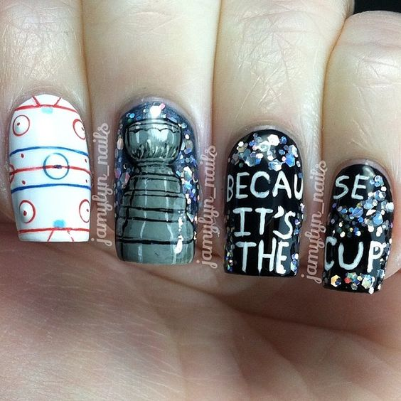 jamylyn_nails stanley cup #nail #nails #nailart