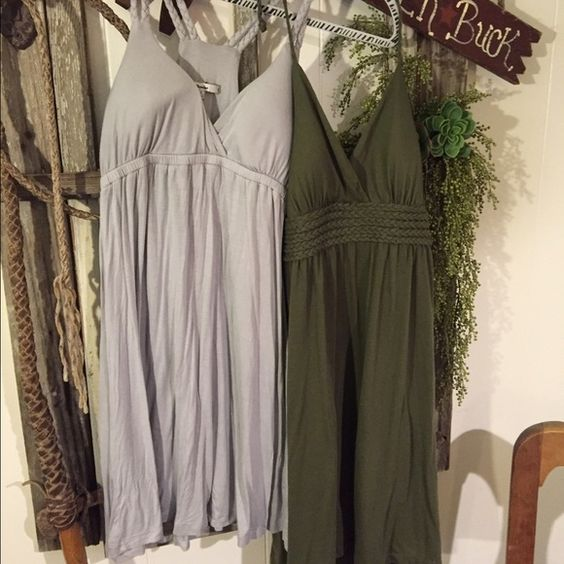 Sun Dress Bundle of 2 Two nice sun dresses both padded so the can be worn without bra. Perfect condition.   Dresses