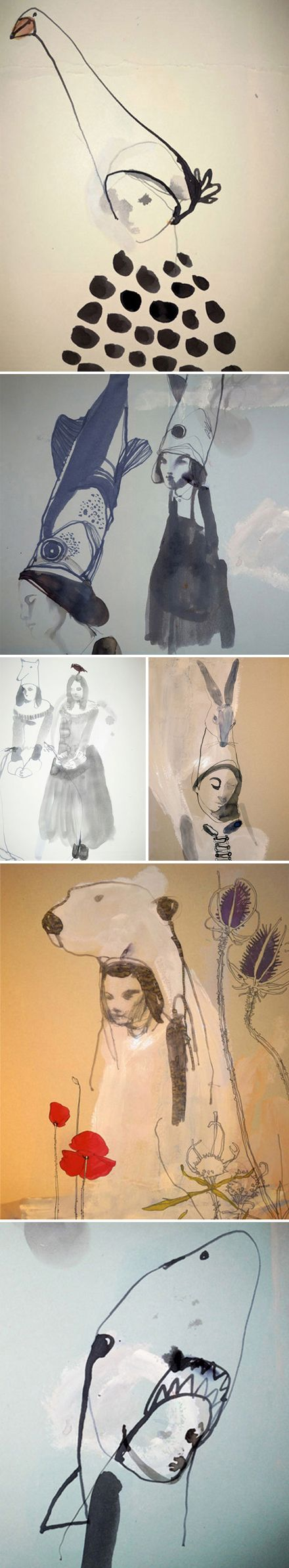 mad hatter series (by daniel egneus)