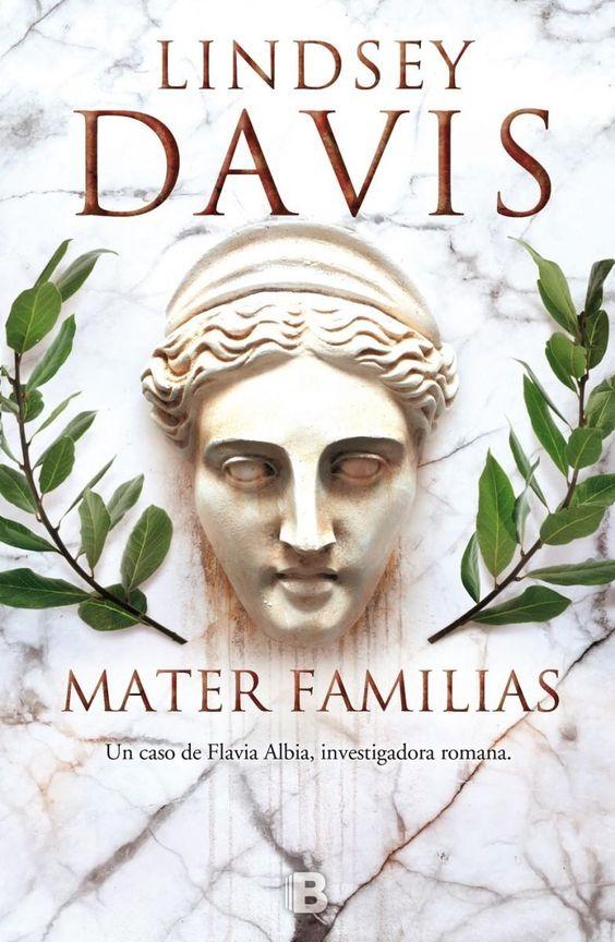 Saga: Flavia Albia libro3 (Epub en el drive)