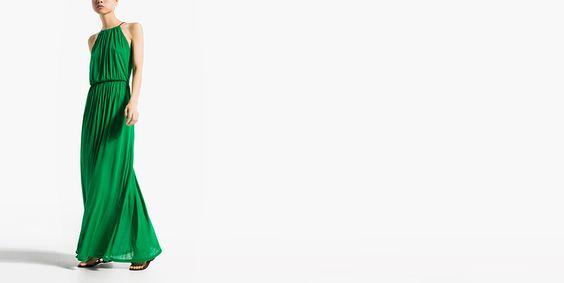 ¿Qué Me Pongo? QMP : Vestido Romano Massimo Dutti
