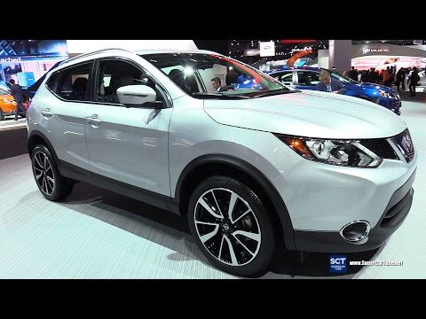 2018 Nissan Rogue Sport Sl Awd Exterior And Interior Walkaround 2017 Detroit Auto Show Youtube Awd Sports Cars Nissan Rogue Used Suv