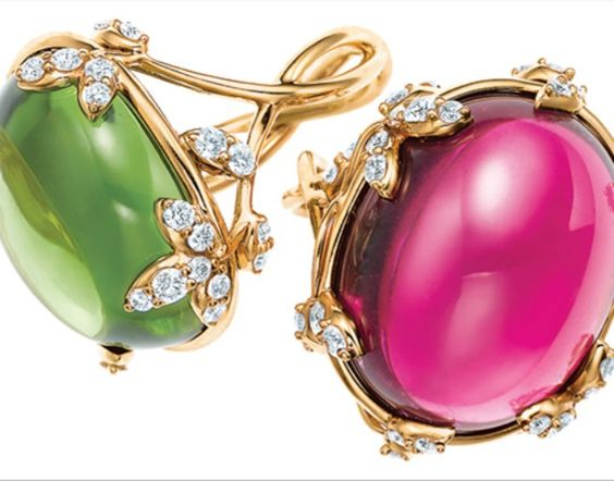 Paloma's Olive Leaf Collection for Tiffany & Co.