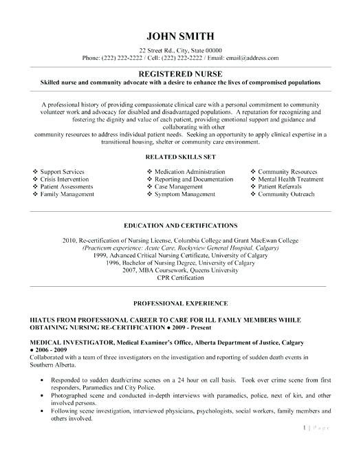 Inspiring Case Manager Resume To Be Successful In Gaining New Job Funeral