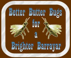 The Vorkosigans and the butter bugs