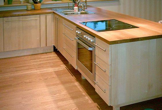 keittiökalusteet - moderni