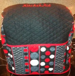 Kitchenaid Mixer Cover Free Pattern Sewing Pinterest
