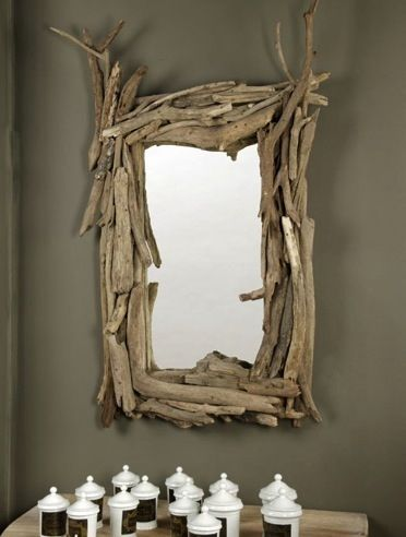Love this, going to start collecting the driftwood I always see out on the water and put it to use!