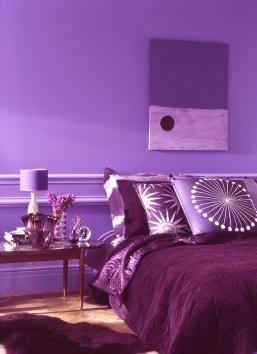 cor violeta para quarto - Pesquisa Google
