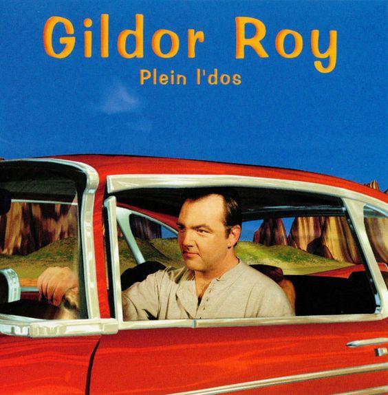 Gildor Roy - Plein l'dos