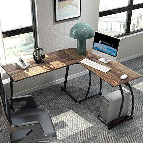 Best Seller L Shaped Desk Dewel Corner Desk L Desk 59 X 51