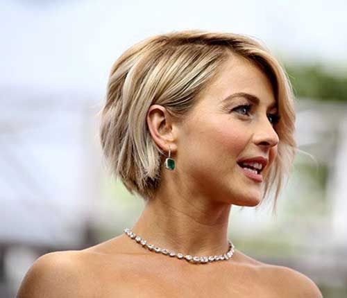 Stupendous Bobs Summer And Tes On Pinterest Short Hairstyles Gunalazisus