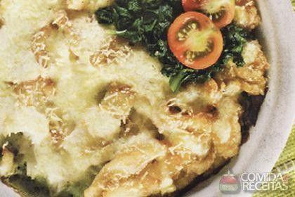 GRUPO-MOITA: Receita de Peixe à fiorentina - Comida e Receitas