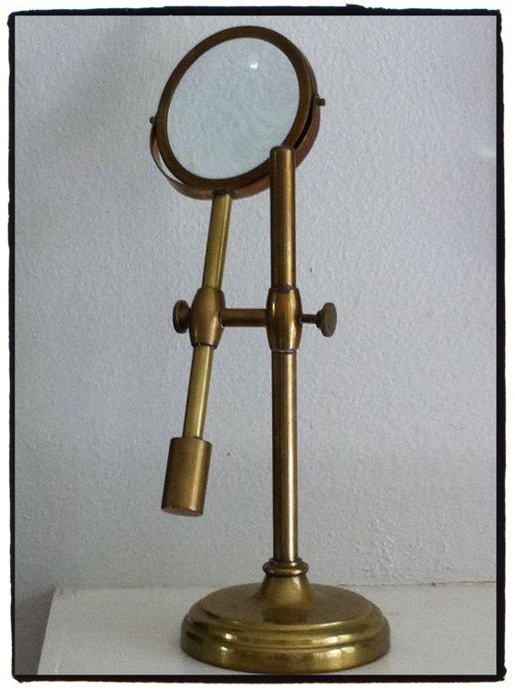 Vintage Magnifying Glass