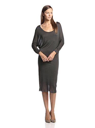 Velvet Women's Dolman Dress (Broomstone)