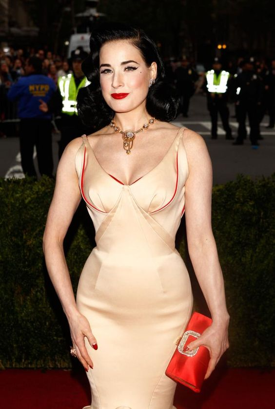 Queen of burlesque Dita Von Teese dishes on her secrets to staying fit and fabulous.