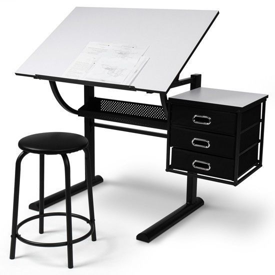 adjustable writing desk