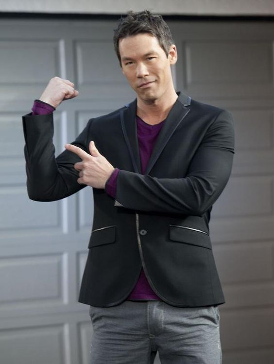 Thank You For Joining David Bromstad The Original Hgtv