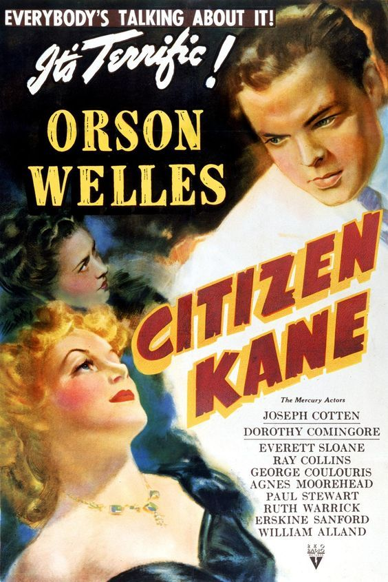 Citizen Kane Film Citizen Kane Movie Citizen Kane Film Citizen Kane Movie Poster