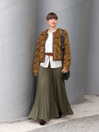 Maxi Skirt - floor-length