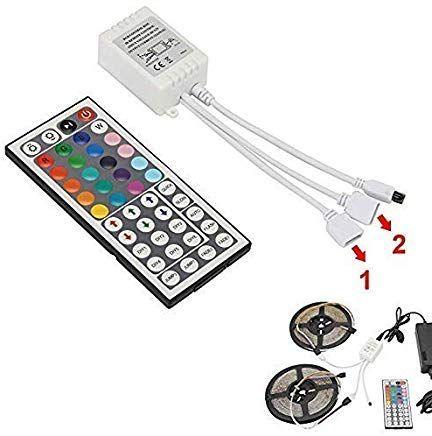 12v Fernbedienung 44 Tasten Ir Wireless Controller Led Tape Lighting Tape Lights Led Rope Lights