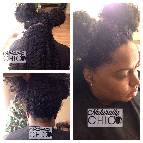 Crochet Hair Edges : ... hair and more crochet braids the edge the front braids crochet hair