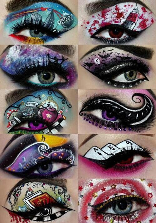 We love these cartoon Halloween eyes, and we've spotted some Alice in…