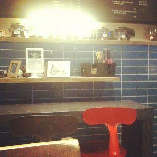일산, 무라카미하루키 잡문집이있던 카페