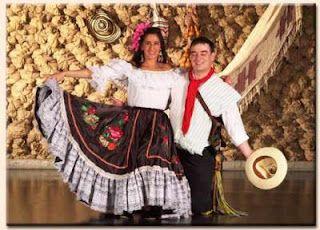 COLOMBIA MEDELLIN: Trajes tipicos y bailes tipicos