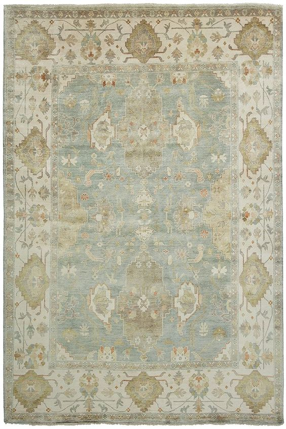 Shalom Brothers Ottoman OT-0050 Rugs | Rugs Direct