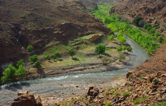 Maroc...trek en 4X4