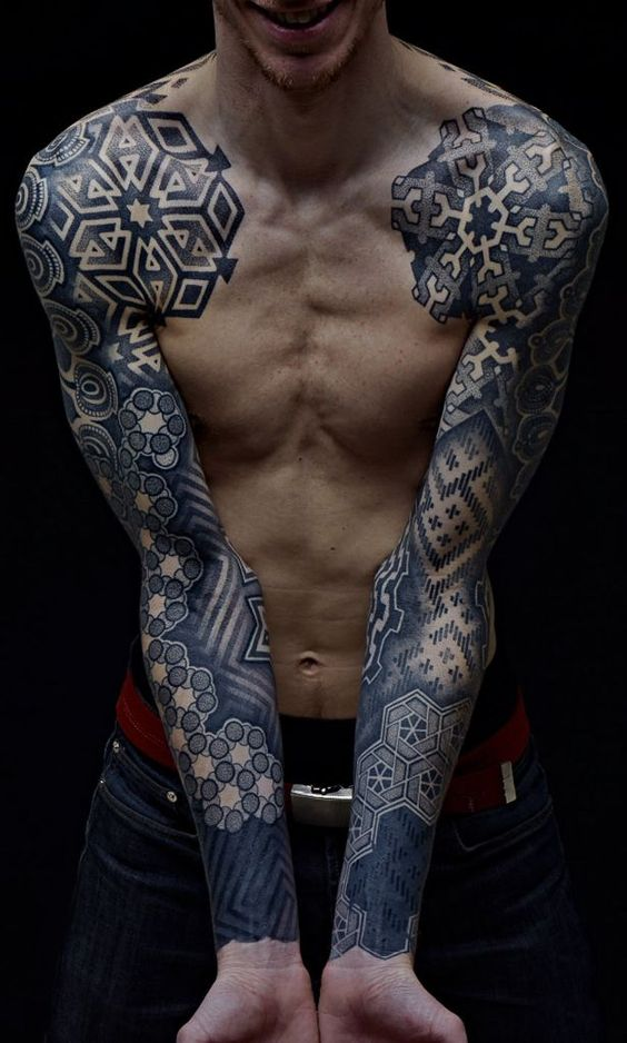 40 awesome celtic tattoo designs and meanings sleeve geometric tattoos and tattoo sleeves. Black Bedroom Furniture Sets. Home Design Ideas
