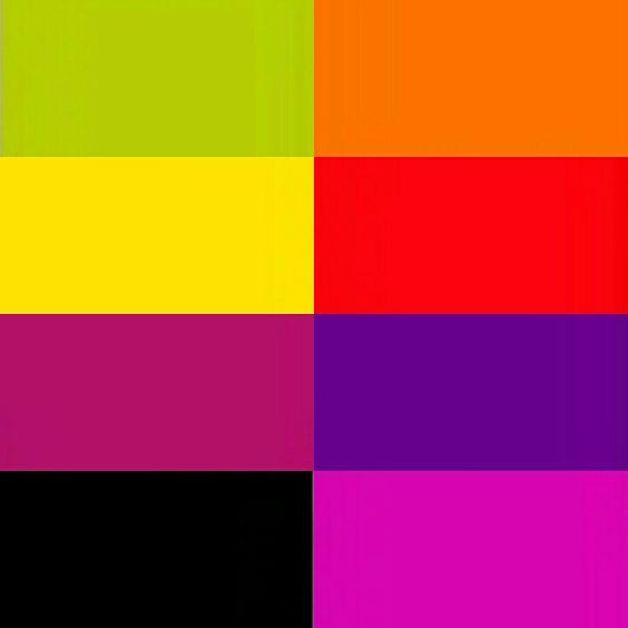 Dicas de cores modernas💜💥