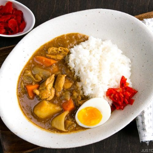 Japanese Chicken Curry チキンカレー Just One Cookbook Recipe In 2020 Japanese Chicken Japanese Chicken Curry Curry Chicken