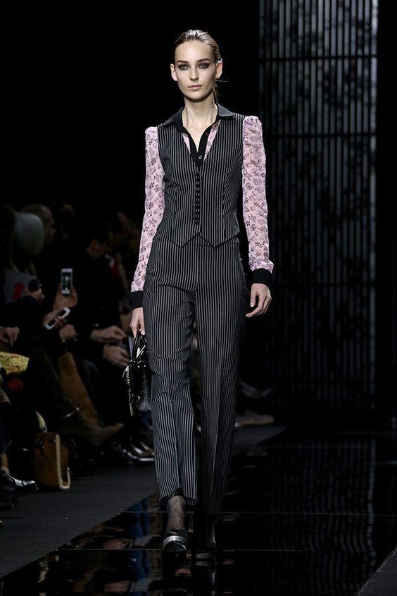 Diane Von Furstenberg New York Fashion Week Autumn/Winter 2015