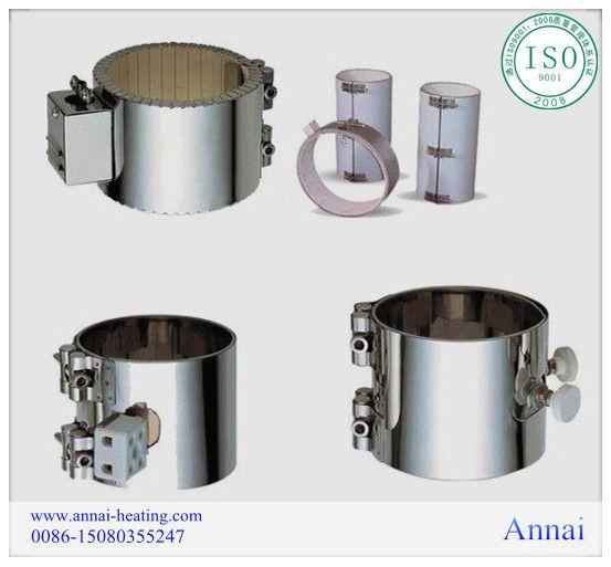 Annai Industrial High Temperature Electrical Air Heating Element Ceramic Band Heater