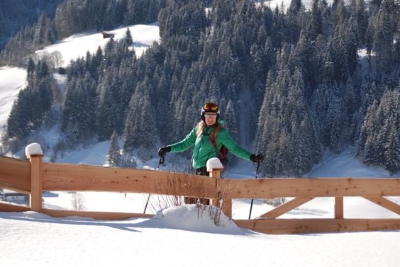 Back home after Powderday! Kirchberg Tirol