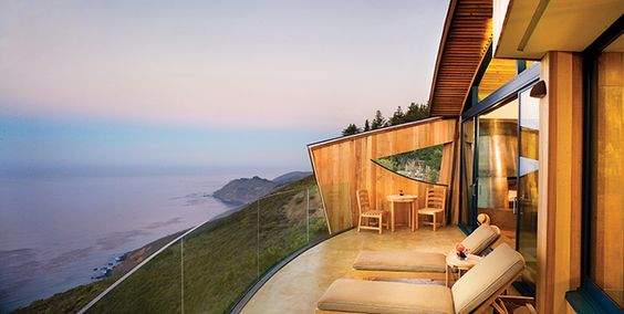 Post Ranch Inn in Big Sur