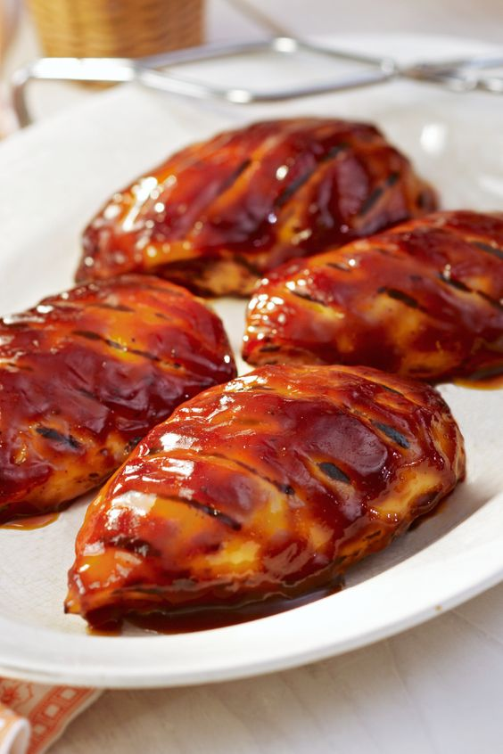 Simple, Scrumptious Grilled Chicken Recipe — Dishmaps