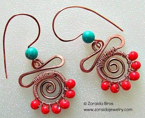 zoraida-bead-and-wire-earrings-3